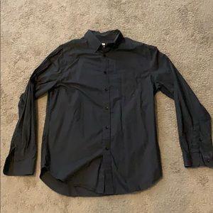 Men's Size Medium Merona Dress Shirt